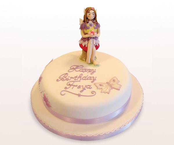 Freya's Fairy Cake