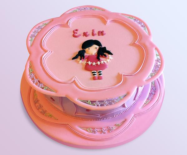 Erin 25th Birthday Cake