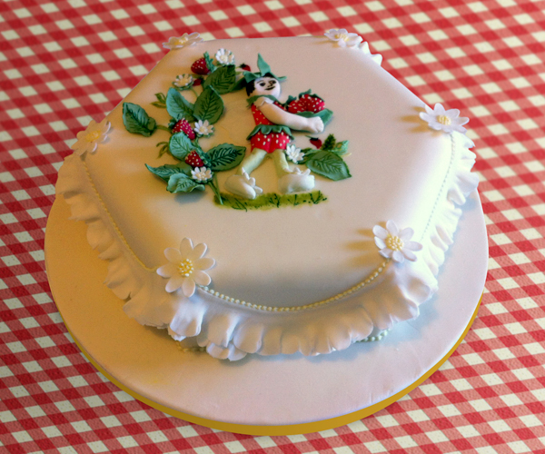 Summer Picnic Cake
