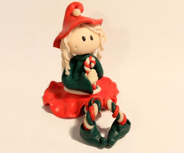 'Candy' Christmas Elf