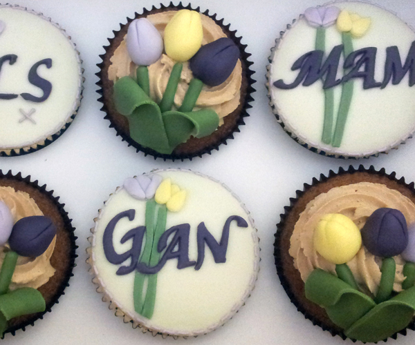 Father's Day Cup Cakes