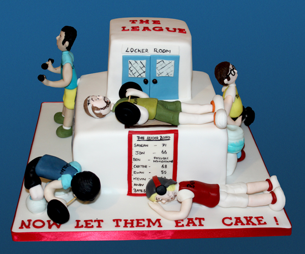 Tiered Carved Birthday Cakes Emma James Cakes