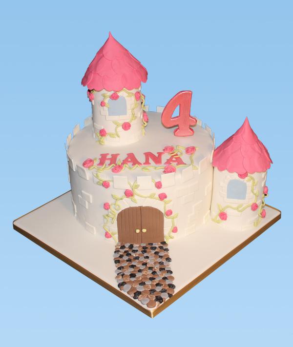 4th Birthday Princess Palace