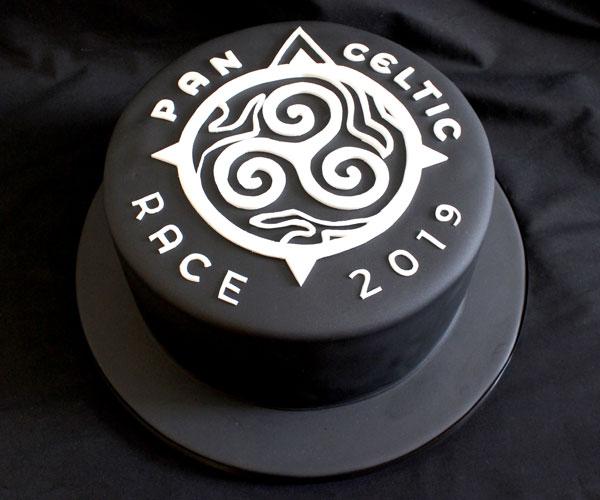 Pan Celtic Race 2019 Cake