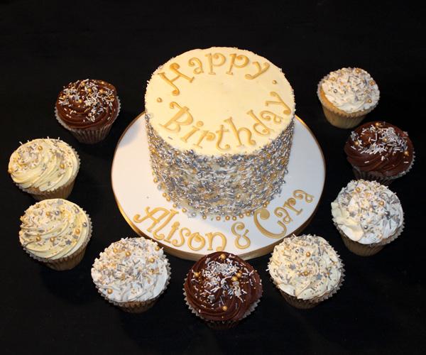 Sprinkles Cake & Cupcakes